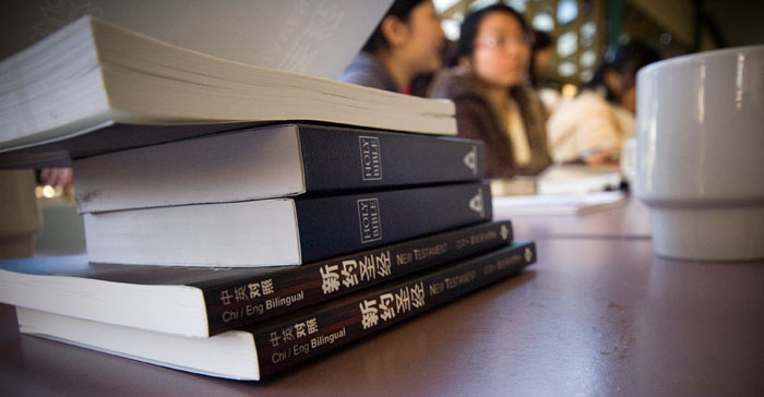 Chinese-English bibles (中文-English Bibles)