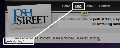 Floating status bar in Chrome - only appears as you mouseover a link