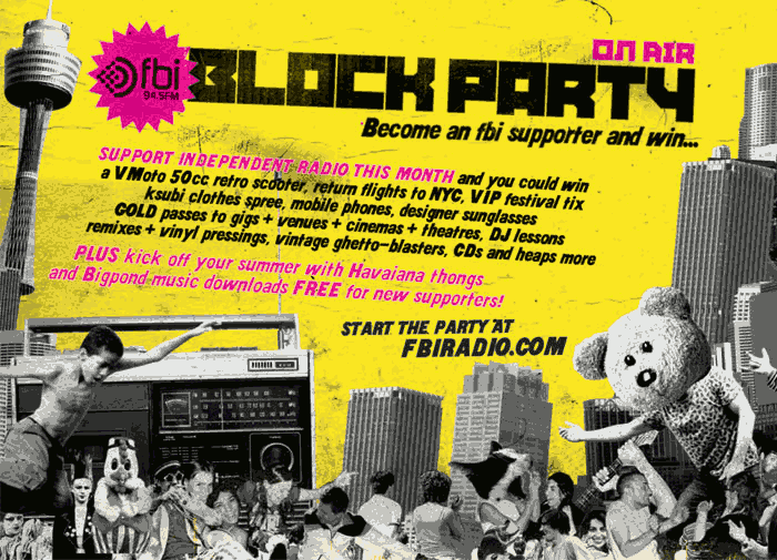 FBi Block Party