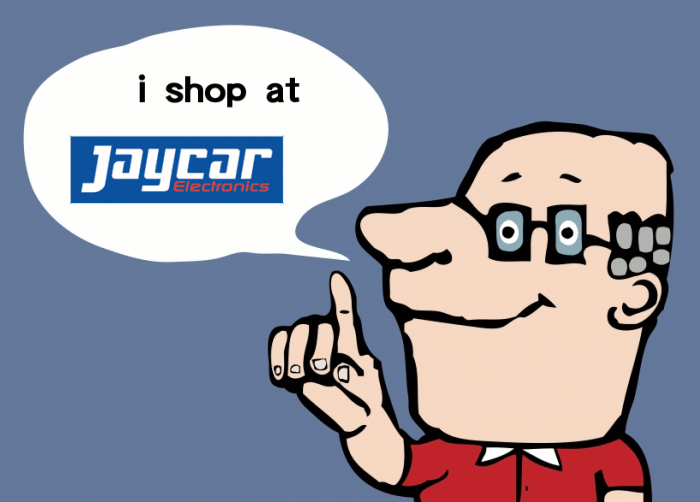 Jaycar Trade Card