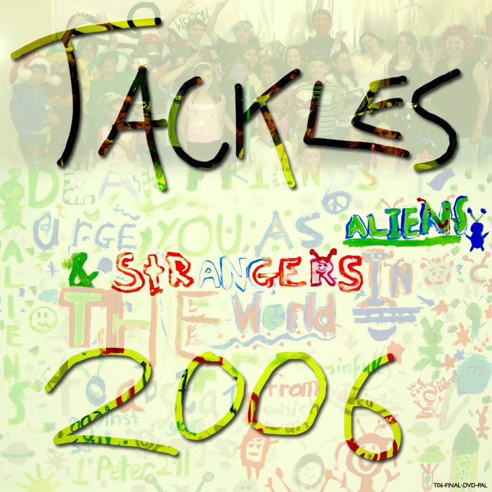 TACKLES 06 DVD cover